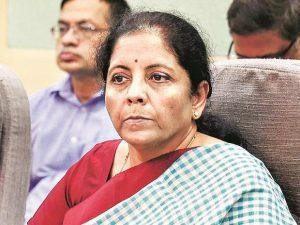 FM Sitharaman announces Rs 1.70 lk cr relief under PM Gareeb Kalyan Anna Yojana for food