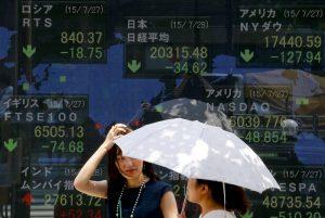 Asian Markets Fall, Wall Street Bloodbath Continues Amid CDC Warning
