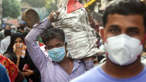 India's services activity collapses as coronavirus paralyses global economy