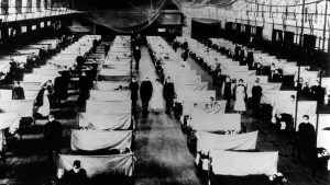 U.S. coronavirus outbreak soon to be deadlier than any flu since 1967