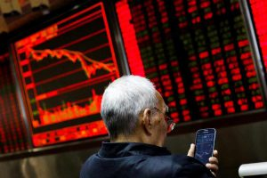 Asian shares wobble ahead of Fed outcome and earnings