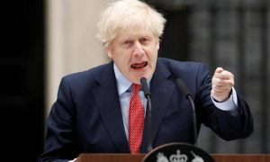 No end to lockdown yet but 'careful' easing begins, British PM Johnson says